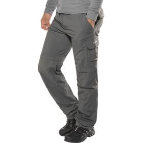 Columbia Silver Ridge II Pantalones convertibles Hombre, grill